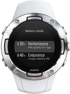 Спортивные часы Suunto 5 G1 WHITE SS050300000