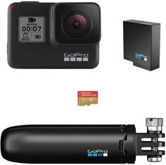Экшн-камера GoPro HERO7 Bk Special Bundle CHDRB-701