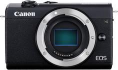 Цифровой фотоаппарат Canon EOS M200 Kit 15-45 IS STM (черный)