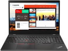 Ноутбук Lenovo ThinkPad T580 20LAS2VU3W (черный)