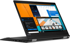 Ноутбук Lenovo ThinkPad X390 Yoga 20NN0025RT (черный)