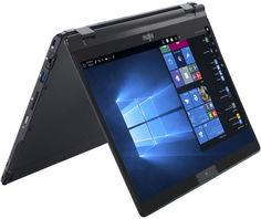 Ноутбук Fujitsu LifeBook U939X LKN:U939XM0011RU (черный)