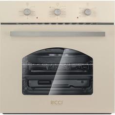 Электрический духовой шкаф RICCI REO-611BG