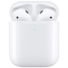 Bluetooth-наушники Apple AirPods 2 (2019) (MRXJ2RU/A)