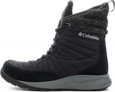 Ботинки утепленные женские Columbia Nikiski, размер 40