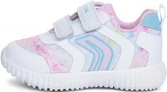 Кроссовки для девочек Geox Waviness, размер 23