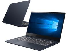 Ноутбук Lenovo IdeaPad S540-14IWL Blue 81ND0077RU (Intel Core i5-8265U 1.6 GHz/8192Mb/512Gb SSD/Intel HD Graphics 620/Wi-Fi/Bluetooth/Cam/14/1920x1080/Windows 10)