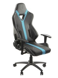 Компьютерное кресло ThunderX3 YC3 Black-Cyan