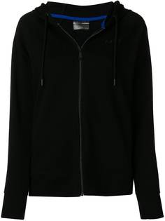 DKNY куртка на молнии с капюшоном
