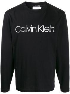 Calvin Klein футболка с логотипом