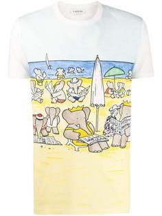 LANVIN футболка Babar the Elephant