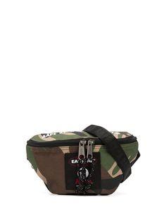Eastpak поясная сумка с камуфляжным принтом