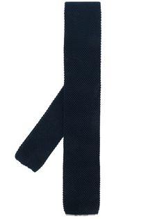 Brunello Cucinelli вязаный галстук