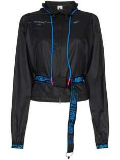 Nike куртка Run NRG с капюшоном из коллаборации с Off-White