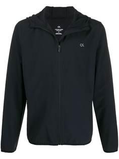 Calvin Klein легкая куртка на молнии