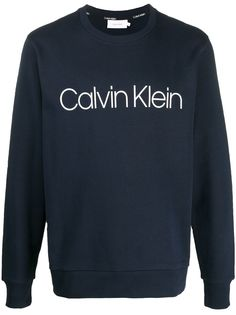 Calvin Klein толстовка с логотипом