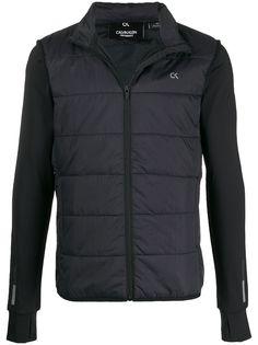 Calvin Klein куртка с логотипом