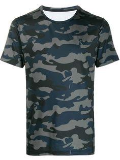 Calvin Klein футболка с камуфляжным принтом