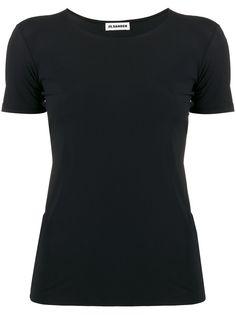 Jil Sander бесшовная футболка