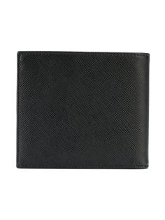 Prada складной кошелек с логотипом