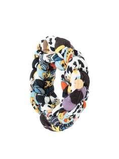 Missoni плетеный браслет с логотипом