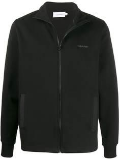 Calvin Klein легкая куртка с логотипом
