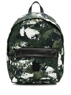 Marcelo Burlon County Of Milan рюкзак с камуфляжным принтом