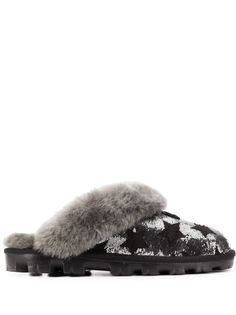 Ugg Australia star sequin slippers
