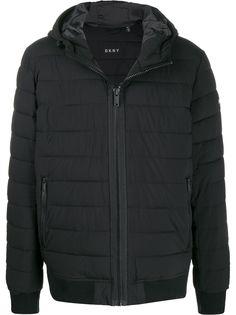 DKNY куртка с капюшоном