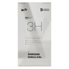 Защитная пленка для экрана SAMSUNG Wits для Samsung Galaxy A30s, прозрачная, 1 шт, прозрачный [gp-tfa307wsatr]