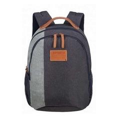 Рюкзак Samsonite CH7*01*006 28x38x19см 15л. 0.5кг. полиэстер синий