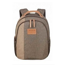 Рюкзак Samsonite CH7*08*006 28x38x19см 15л. 0.5кг. полиэстер коричневый