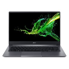 "Ультрабук ACER Swift 3 SF314-57-545A, 14"", IPS, Intel Core i5 1035G1 1ГГц, 8ГБ, 256ГБ SSD, Intel UHD Graphics , Eshell, NX.HJFER.005, серый"