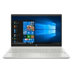 "Ноутбук HP Pavilion 15-cs3005ur, 15.6"", Intel Core i3 1005G1 1.2ГГц, 8Гб, 256Гб SSD, Intel UHD Graphics , Windows 10, 8PJ46EA, серебристый"