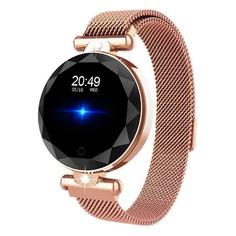 """Смарт-часы SMARTERRA SmartLife Vega, 1.08"""", розовое золото / розовое золото [smlvegag]"""