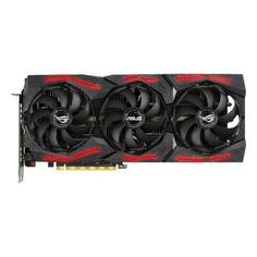 Видеокарта ASUS nVidia GeForce RTX 2060SUPER , ROG-STRIX-RTX2060S-O8G-EVO-GAM, 8Гб, GDDR6, OC, Ret