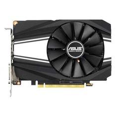 Видеокарта ASUS nVidia GeForce GTX 1660SUPER , PH-GTX1660S-6G, 6ГБ, GDDR6, Ret