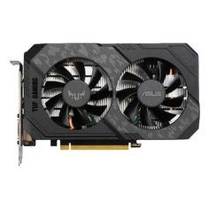 Видеокарта ASUS nVidia GeForce GTX 1650SUPER , TUF-GTX1650S-4G-GAMING, 4Гб, GDDR6, Ret
