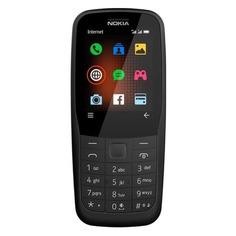 Мобильный телефон NOKIA 220 4g DS TA-1155, черный