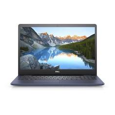 "Ноутбук DELL Inspiron 5593, 15.6"", IPS, Intel Core i3 1005G1 1.2ГГц, 4Гб, 256Гб SSD, Intel UHD Graphics , Linux, 5593-2721, синий"