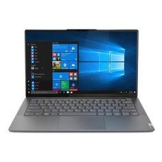 "Ноутбук LENOVO Yoga S940-14IIL, 14"", IPS, Intel Core i5 1035G4 1.1ГГц, 16Гб, 512Гб SSD, Intel Iris Plus graphics , Windows 10, 81Q8002XRU, серый"