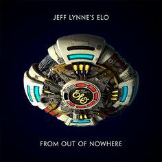 Виниловая пластинка Warner Music Jeff Lynne's ELO:From Out Of Nowhere (Blue Vinyl)
