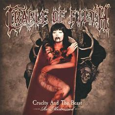 Виниловая пластинка Warner Music Cradle Of Filth:Cruelty and Beast Re-Mistressed