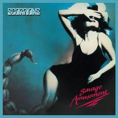 Виниловая пластинка Sony Music Scorpions:Savage Amusement