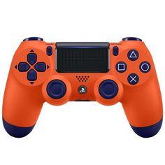 Геймпад для консоли PS4 Sony Dualshock v2 Sunset Orang (CUH-ZCT2E) CUH-ZCT2E
