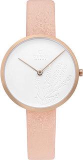 Женские часы в коллекции Leather Женские часы Obaku V219LXVHRX