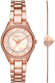 Женские часы в коллекции Lauryn Женские часы Michael Kors MK4491