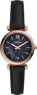 Женские часы в коллекции Carlie Mini Женские часы Fossil ES4700
