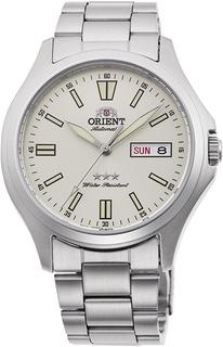 Японские мужские часы в коллекции 3 Stars Crystal 21 Jewels Мужские часы Orient RA-AB0F12S1