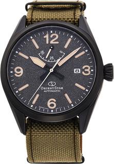 Японские мужские часы в коллекции Star Мужские часы Orient RE-AU0206B0